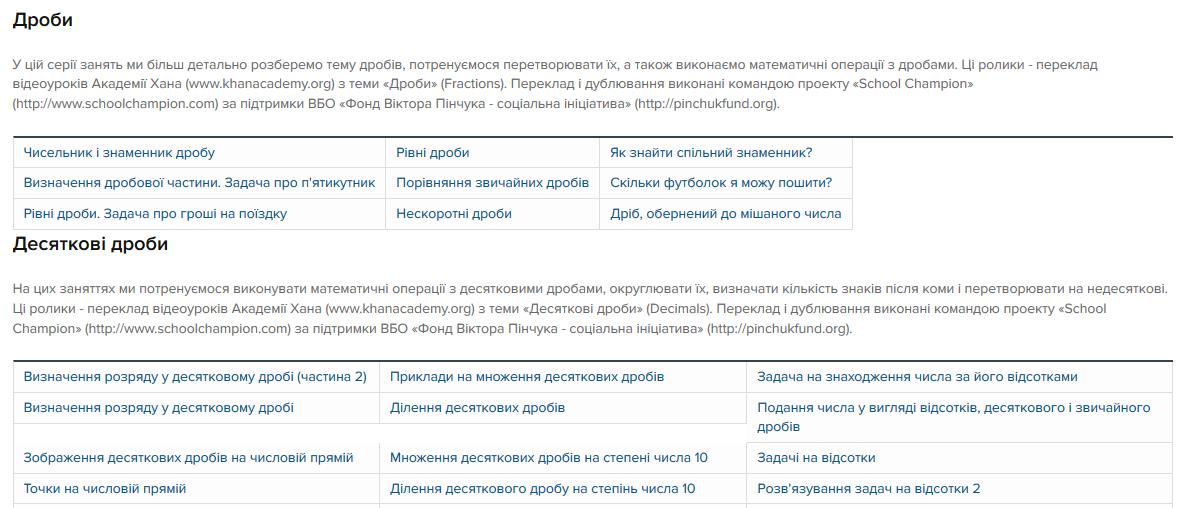Khan Academy Ukraine